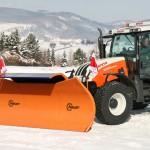 Snehový pluh SRS-3 HAUER