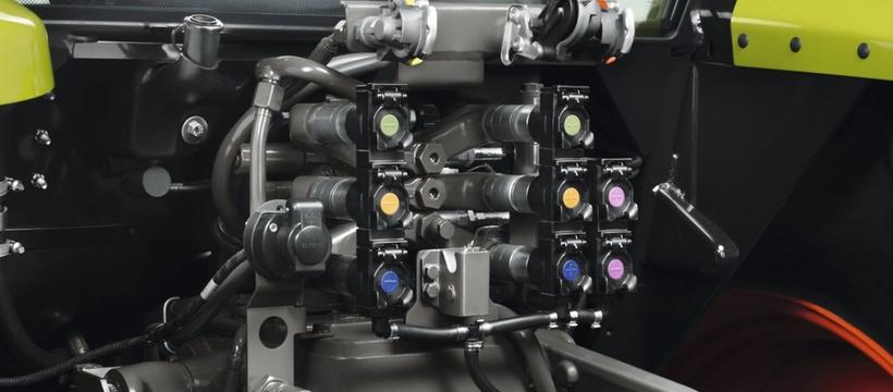 Farebné značenie konektorov